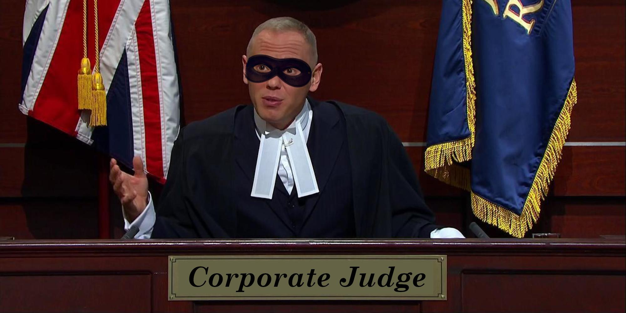 Unauthorized-Judge